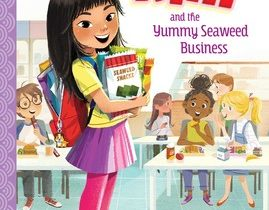 Mindy Kim and the Yummy Seaweed Business: Book Review