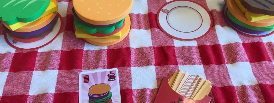 Burger Academy: Unique Family Game