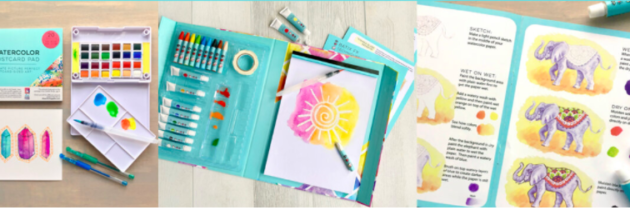 iHeartArt – Quality Art Supplies and Kits from Bright Stripes